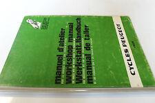 manuel d atelier cycle peugeot 1969
