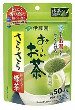 Itoen Oi Instant Green Tea Powder with Matcha Fresh from Japan 40g 50 cups Ooi