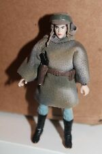 Princess Leia Organa Endor CAmo Battle Poncho SAGA Star Wars LOOSE 2007 ROTJ