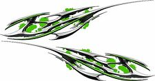 "Boat Car Truck Trailer Vehicle Wrap Graphics Decal Vinyl Stickers 2- 50"" X 13"""