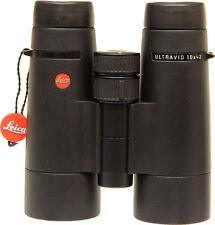 Prismáticos Leica 10x42 BR Ultravid, recién reparado por Leica