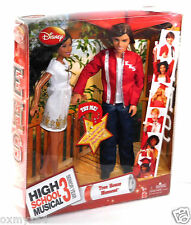 Disney High School Musical 3 Tree House Moment Gabriella Troy Doll Set!