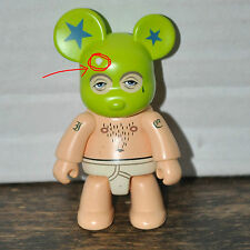 Qee Ox-Op Series 1 Gangsta Bear 2004 Toy2R 2.5 inches Artist- Jeff Soto
