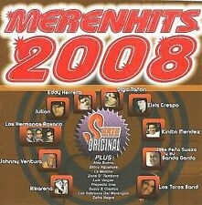 Merenhits 2008 by Various Artists (CD, Oct-2007, 2 Discs, J&N Records/Fania)