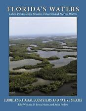 Florida's Waters (Florida's Natural Ecosystems and Native Species), Rudloe, Anne