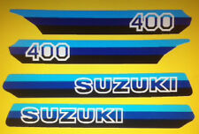 SUZUKI PE400 DECAL SET