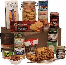 The Balmoral - The Balmoral Food Hamper - Delicious Gourmet Gifts - Food Gift