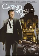 Casino Royale James Bond 007 (Daniel Craig, Eva Green) - DVD