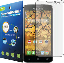 Clear LCD Screen Protector Guard Shield Film for Alcatel One Touch Fierce 7024W