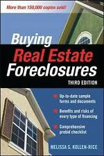 Buying Real Estate Foreclosures by Melissa S. Kollen-Rice (Paperback, 2008)