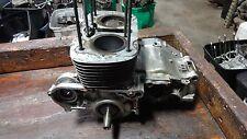 72 HONDA CB350 TWIN CB 350 HM799 ENGINE CRANKCASE JUG CRANKSHAFT TOP END *REPAIR