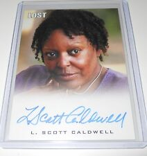 LOST Rittenhouse Archives Autograph Trading Card L.Scott Calwell as Rose Nadler