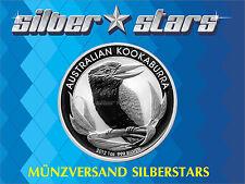 1 OZ ARGENTO Kookaburra 2012 1 $Australia
