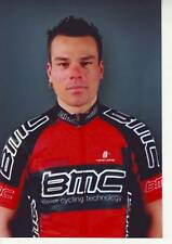 CYCLISME repro PHOTO cycliste SIMON ZAHNER équipe BMC RACING TEAM 2010