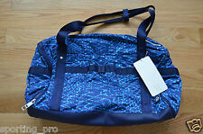 NEW WITH TAGS Lululemon Run Ways Duffel Bag Salsa Snake Kayak Blue Hero