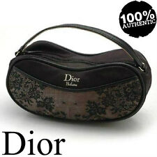100%AUTHENTIC Exclusive DIOR COUTURE Addict BEAUTY MAKEUP TRAVEL Clutch LACE BAG