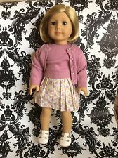 American Girl Doll Kit Kittredge EUC