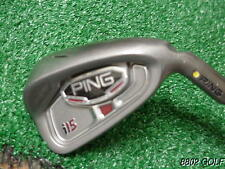 Nice Demo Ping I15 7 Iron Yellow Dot  Ping AWT Steel Stiff Flex