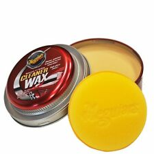 Meguiar's CLEANER WAX PASTE Cleans Polishes & Protects HIGH-GLOSS HIGH QUALITY