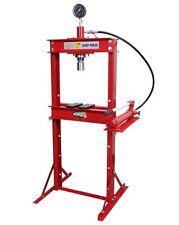 Hydraulic Shop H Frame Press 12 ton Woodward-Fab PR103 Pump Bearing Autobody