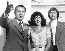 Political- Richard Nixon- Karen Carpenter & Richard Carpenter -White House