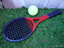 """2pc 18"""" Doll TENNIS RACKET & BALL SET fits 18"""" AMERICAN GIRL Doll Clothes"""