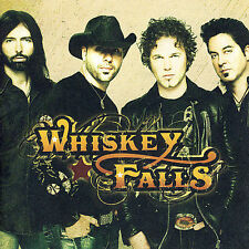 (NEW & SEALED) Whiskey Falls by Whiskey Falls (CD, Sep-2007, Midas Records)
