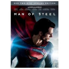 MAN OF STEEL Special Edition Brand New DVD Set FREE SHIPPING 5
