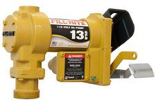 Tuthill Fill Rite SD602G 115 V AC Fuel Transfer pump Diesel/Gas approved