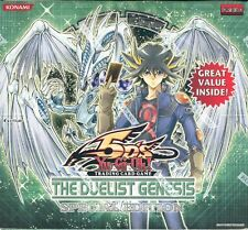 YUGIOH THE DUELIST GENESIS SPECIAL EDITION SE BOX BLOWOUT CARDS