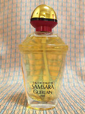 Vintage early 1990s Samsara Guerlain 1.7 oz 50 ml Eau de Toilette - OLD FORMULA