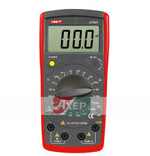 Digital ModeL Modern Inductance Capacitance Multimeter Meter Tester UNI-T UT601