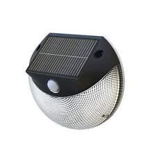 Lampada applique da Esterno ad Energia Solare a led con sensore di movimento