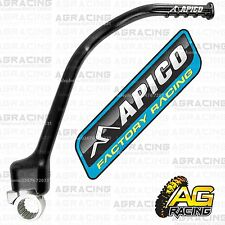 Apico Black Kick Start Kick Starter Lever Pedal For Honda CRF 450R 2009-2016 New