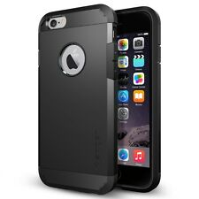 Spigen Apple Tough Armor Shockproof Hard Back Cover Case For Apple iPhone 4/4S
