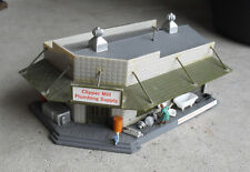 Vintage HO Scale Clipper Mill Plumbing Supply Store Building