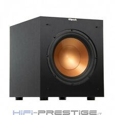 ACTIVE SUBWOOFER KLIPSCH R-10SW SPEAKERS SPEAKER REFERENCE NEW WARRANTY ITALY