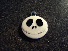 """Colorful """"Nightmare Before Christmas"""" White Pendant New"""
