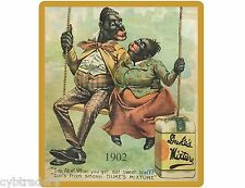 1902 Duke's Mixture Tobacco Black Americana Ad NEW! Refrigerator Magnet
