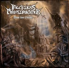 RECKLESS MANSLAUGHTER -CD- Blast into Oblivion 2013 ( old school Death Metal )