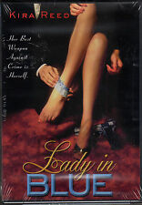 LADY IN BLUE-Erotic Thriller-KIRA REED GOES UNDERCOVER IN STRIP CLUB-DVD