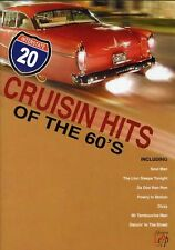 Cruisin' Hits of the 60's (2007, DVD NIEUW)