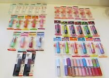 35 Maybelline Baby Lips Lip Balms & 12 Lip Gloss Including Limited Edition Sets