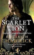 The Scarlet Lion (William Marshal) By Elizabeth Chadwick. 9780751536591