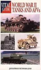 World War 2 Tanks & AFVs -Vital G (Vital Guide), Military, General AAS, General,