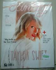 2016 March TAYLOR SWIFT *CANDY* MAGAZINE Philippines back issue