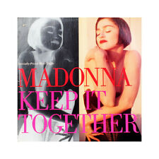 Madonna - Keep It Together - Disco De Vinilo 12 Pulgadas EP Solo - Buen Estado