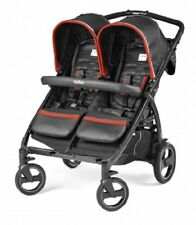 Peg Perego 2016 Book For Two Double Stroller in Synergy New!!