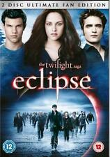 The Twilight Saga - Eclipse (DVD 2010) 2 DISC ULTIMATE FAN EDITION + 3D SLEEVE