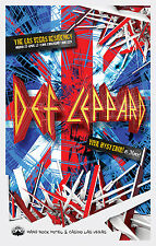 "DEF LEPPARD ""2013 LAS VEGAS RESIDENCY AT THE HARD ROCK HOTEL"" CONCERT POSTER"
